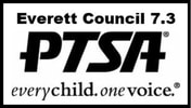 Everett PTSA Council 7.3Proudly serving the schools of the Everett School District